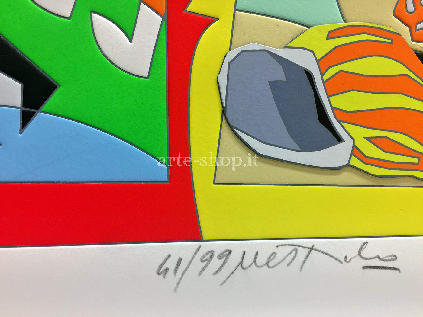arte pentagono shop dettaglio numero 218
