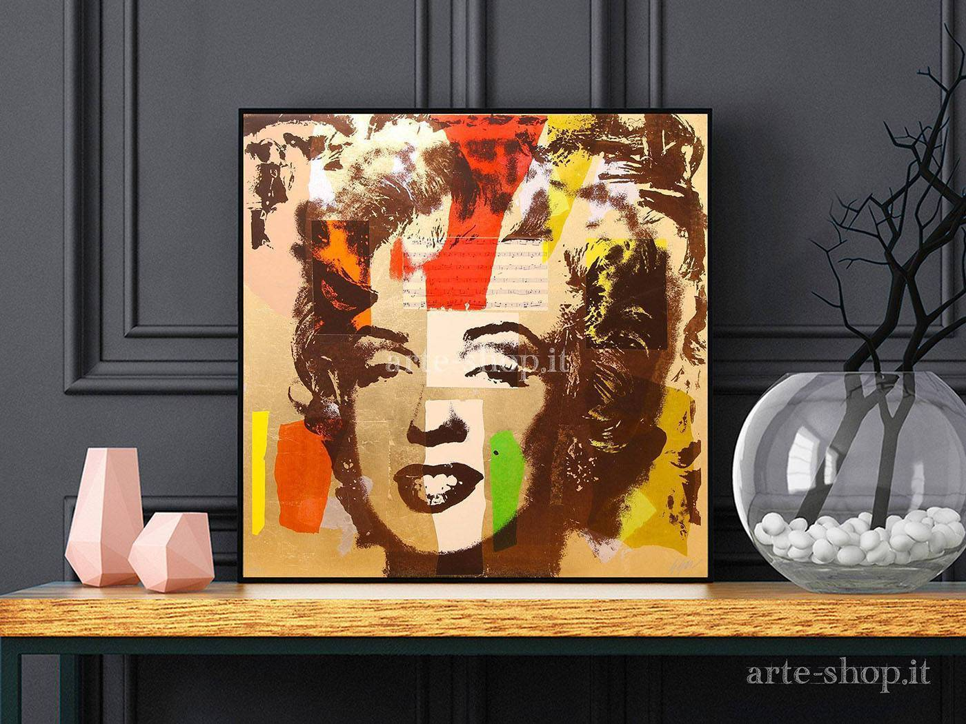 Serigrafia Giuliano Grittini - Marilyn 3